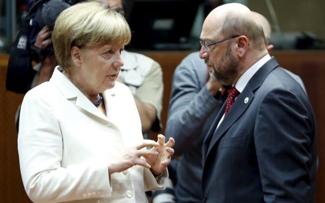 Στο debate ποντάρει ο Σουλτς για να αντιστρέψει το κλίμα υπέρ του