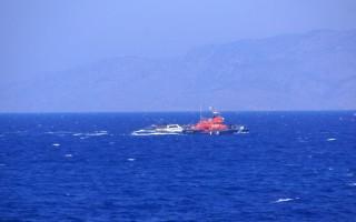 Σκάφος με 120 μετανάστες εντοπίστηκε στη Ρόδο