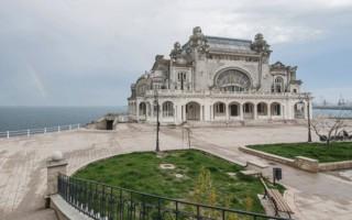 Μέσα στο καζίνο-φάντασμα της Ρουμανίας