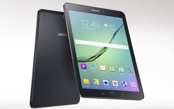 Παρουσιάστηκε το νέο tablet Galaxy Tab S2