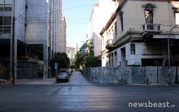 Ο πιο πολυσύχναστος δρόμος-φάντασμα της Αθήνας