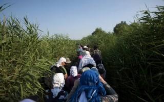 Πάγωσαν από το κρύο ενώ προσπαθούσαν να διασχίσουν τα σύνορα με τον Λίβανο