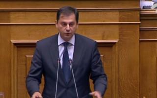 Θεοχάρης: Η Χαλκιδική θα στηριχθεί με επιπλέον προβολή για το 2021