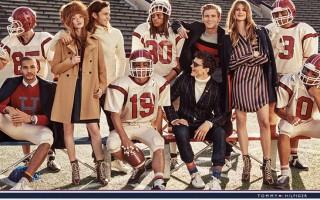 Παγκόσμια διαφημιστική καμπάνια με πρωταγωνιστή το αμερικανικό ποδόσφαιρο