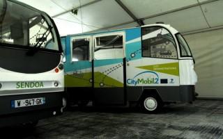 Χρυσοβελώνη: Παγκόσμια πρωτοτυπία στον κλάδο των μεταφορών το λεωφορείο χωρίς οδηγό