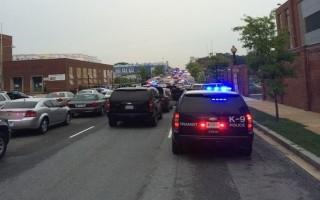 Αιματηρή ενέδρα σε αστυνομικό και στην Τζόρτζια!
