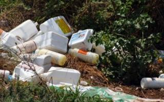 «Πέντε τόνοι εγκαταλελειμμένα φυτοφάρμακα σε κτίριο της Περιφέρειας Κεντρικής Μακεδονίας»