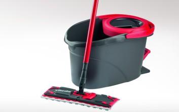 Διανομή δωρεάν εργαλείων καθαρισμού σε 350 οικογένειες