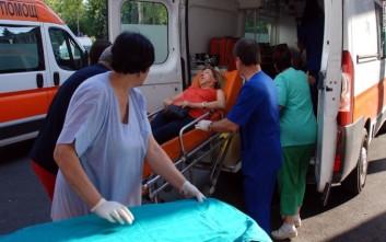 Επτά τραυματίες σε σιδηροδρομικό ατύχημα στη Βουλγαρία