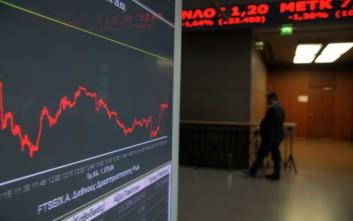 Οι οικονομικές εξελίξεις στην Τουρκία «έριξαν» το Χρηματιστήριο στην Αθήνα