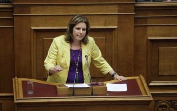 Χριστοφιλοπούλου: Η Εξεταστική για την Υγεία πράξη πολιτικής εξόντωσης αντιπάλων