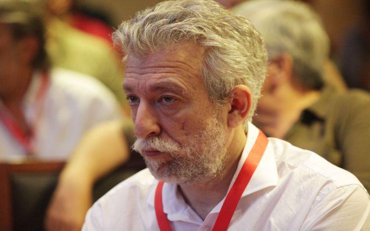 Κοντονής: Ανιστόρητοι και φανατικοί οι αντικομμουνιστές
