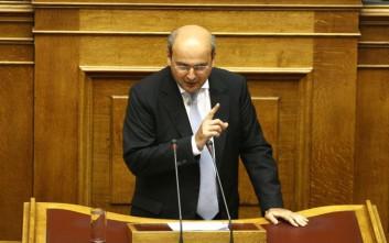 Χατζηδάκης: Στην Ειδομένη υπονομεύεται η δραστηριότητα της ΤΡΑΙΝΟΣΕ
