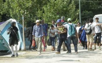 Συνέντευξη Τύπου για το προσφυγικό δίνει η κυβέρνηση
