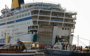 Γυναίκα γέννησε πρόωρα αγοράκι στο πλοίο από Πειραιά για Χανιά
