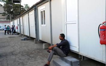 Στο κέντρο φιλοξενίας προσφύγων του Ελαιώνα η Ευρωπαία Διαμεσολαβήτρια