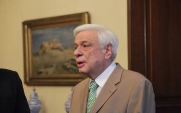 Τι συζήτησε ο Προκόπης Παυλόπουλος με αντιπροσωπεία του Κογκρέσου