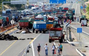 Επιθέσεις γάλλων αγροτών σε ισπανικά φορτηγά
