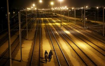 Συνεχίζουν μειούμενες οι απόπειρες εισόδου μεταναστών στη σήραγγα της Μάγχης