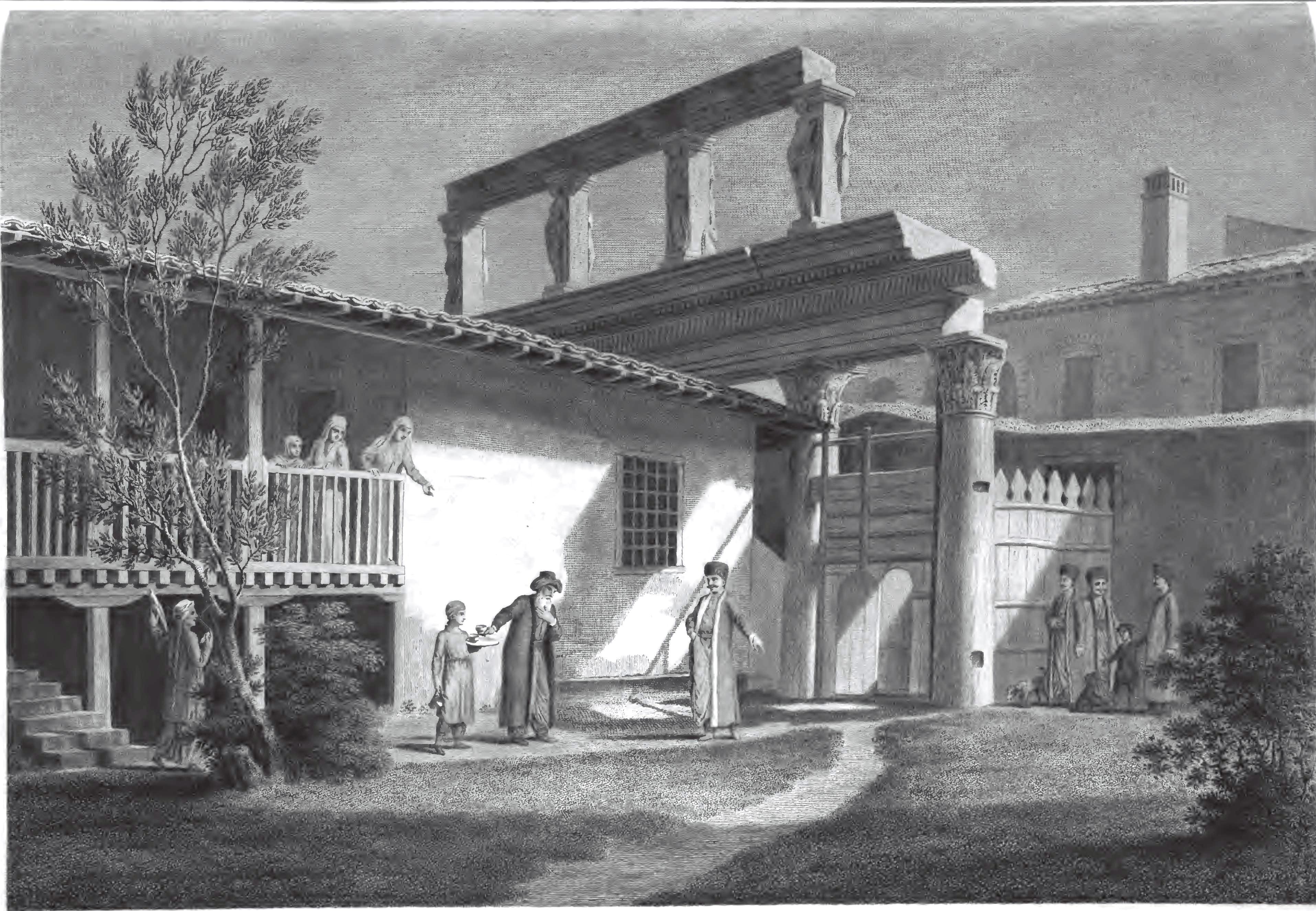 Las_Incantadas,_James_Athenian_Stiuart,_1762