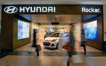 Ευρωπαϊκό βραβείο στη Rockar Hyundai
