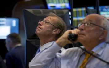 «Βουτιά» με σημαντική πτώση για την Wall Street