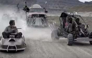 Paintball σε στυλ Mad Max