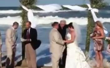 Όλα του γάμου δύσκολα...