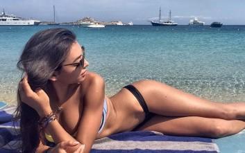 Η Χριστίνα Στεφανίδη φέρνει ταραχή στο Instagram