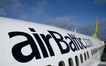 Το «έτσουξαν» πιλότος και συγκυβερνήτης της Air Baltic