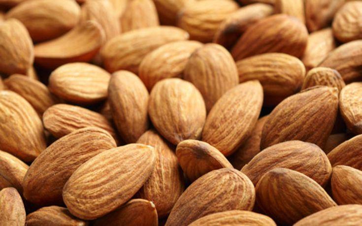 Τα αμύγδαλα ωφελούν τη χοληστερόλη