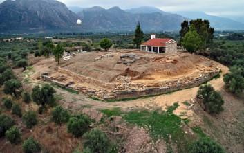 Σημαντικά ευρήματα σε δυο αρχαιολογικές ανασκαφές στη Λακωνία
