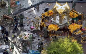 Τρεις συλλήψεις για έκρηξη βόμβας σε ναό της Μπανγκόκ