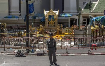 Δίκτυο ξένων τρομοκρατών «βλέπουν» πίσω από την φονική επίθεση στη Μπανγκόκ