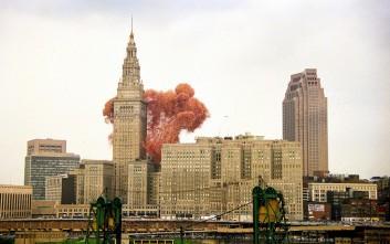 Έτσι είναι όταν απελευθερώνονται 1,5 εκατ. μπαλόνια στον ουρανό!
