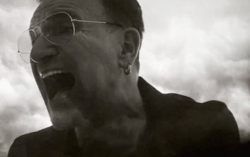 Σε άσπρο - μαύρο το νέο βίντεο κλιπ των U2