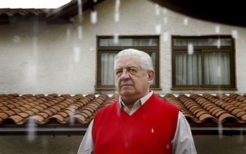 Απεβίωσε ο διευθυντής της μυστικής αστυνομίας του Πινοσέτ