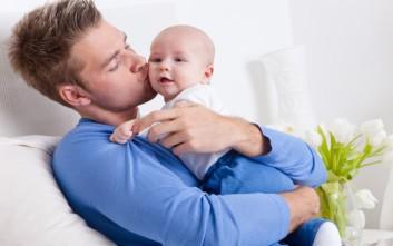 Τα παιδιά κληρονομούν περισσότερες γενετικές μεταλλάξεις από τον πατέρα b1300b16beb