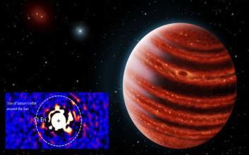Ανακαλύφθηκε ο μικρότερος εξωπλανήτης μέσω τηλεσκοπίου