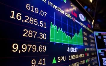 Άλμα ανόδου από τον Dow Jones