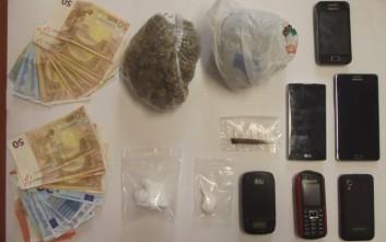 Νεαροί διακινούσαν ναρκωτικά στο Φαληράκι της Ρόδου