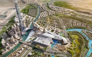 Στο Ντουμπάι θα κατασκευαστεί το μεγαλύτερο κλειστό χιονοδρομικό κέντρο του κόσμου