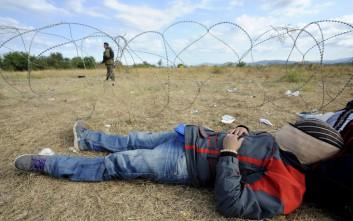 Γαλλικό πρακτορείο: Πρόσφυγες πέρασαν από την Ειδομένη στα Σκόπια