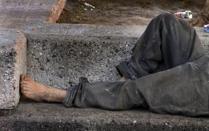 Πρόγραμμα στέγασης και εργασίας αστέγων στην πόλη της Λάρισας