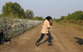 Φυλάκιση για παράνομη διέλευση των συνόρων της Ουγγαρίας