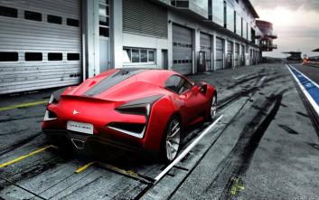 Η αυτοκίνηση υποδέχεται το Icona Vulcano!