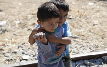 Καταγγέλλουν ανυπαρξία κρατικής στήριξης των προσφύγων στην Ειδομένη