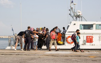 Διασώθηκαν 122 μετανάστες και πρόσφυγες σε Φαρμακονήσι και Λέσβο