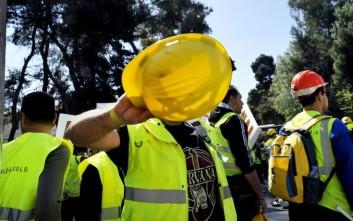 ΓΣΕΕ: Στηρίζουμε τον αγώνα των μεταλλωρύχων για Συλλογική Σύμβαση Σργασίας