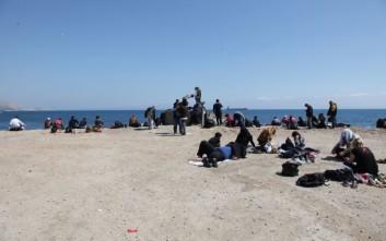 Πάνω από 54.000 μετανάστες ήρθαν μόνο τον Ιούλιο